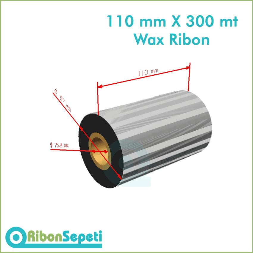 110 mm X 300 mt Wax Ribon Fiyatı (Online Satın Al)