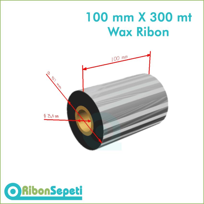100 mm X 300 mt Wax Ribon Fiyatı (Online Satın Al)