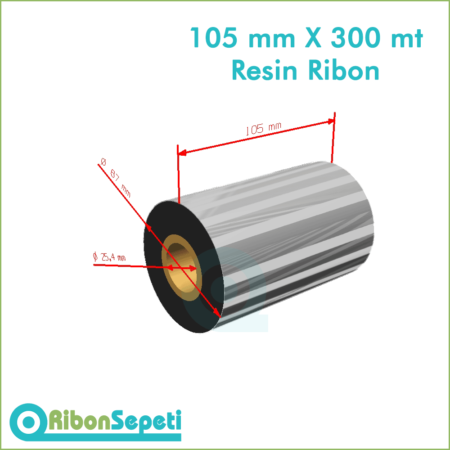105 mm X 300 mt Resin Ribon Fiyatı (Online Satın Al)