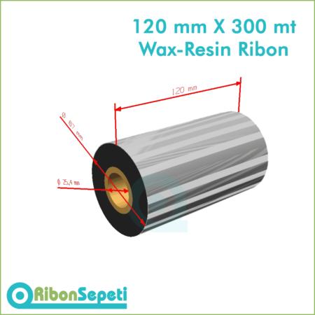 120 mm X 300 mt Wax-Resin Ribon Fiyatı (Online Satın Al)