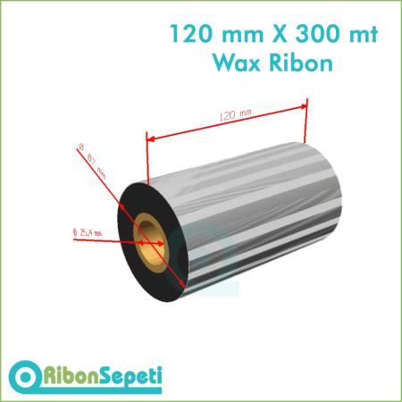 120 mm X 300 mt Wax Ribon Fiyatı (Online Satın Al)