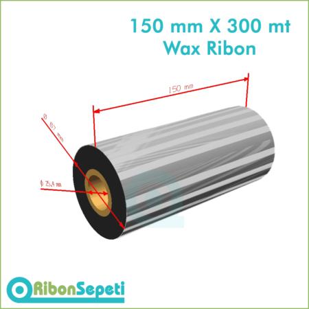 150 mm X 300 mt Wax Ribon Fiyatı (Online Satın Al)