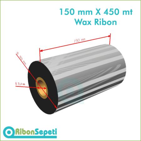 150 mm X 450 mt Wax Ribon (Online Satın Al)