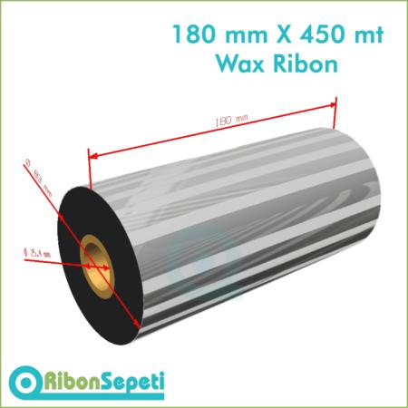 180 mm X 450 mt Wax Ribon (Online Satın Al)