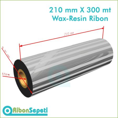 210 mm X 300 mt Wax-Resin Ribon Fiyatı (Online Satın Al)