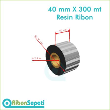 40 mm X 300 mt Resin Ribon Fiyatı (Online Satın Al)