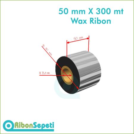50 mm X 300 mt Wax Ribon Fiyatı (Online Satın Al)