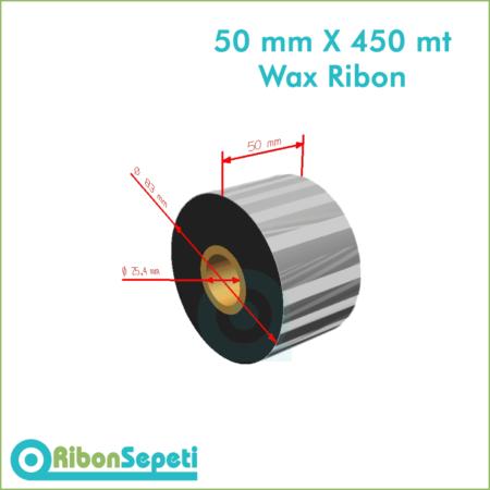 50 mm X 450 mt Wax Ribon (Online Satın Al)