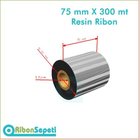 75 mm X 300 mt Resin Ribon Fiyatı (Online Satın Al)