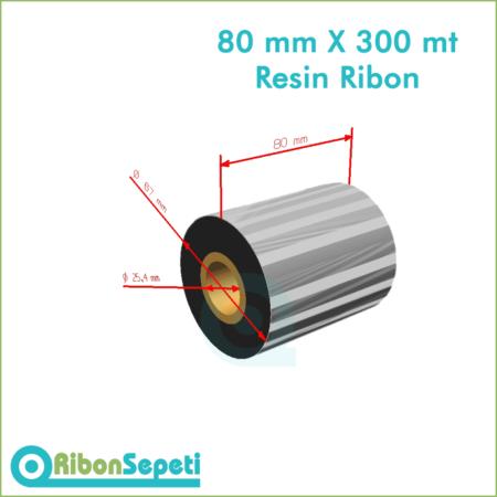 80 mm X 300 mt Resin Ribon Fiyatı (Online Satın Al)