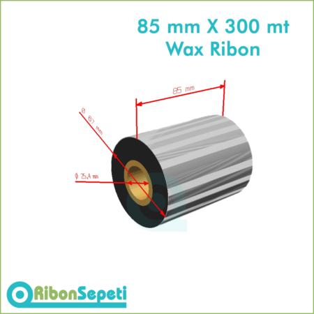 85 mm X 300 mt Wax Ribon Fiyatı (Online Satın Al)