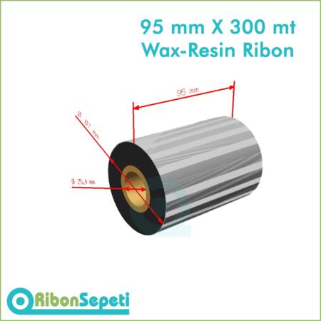 95 mm X 300 mt Wax-Resin Ribon Fiyatı (Online Satın Al)