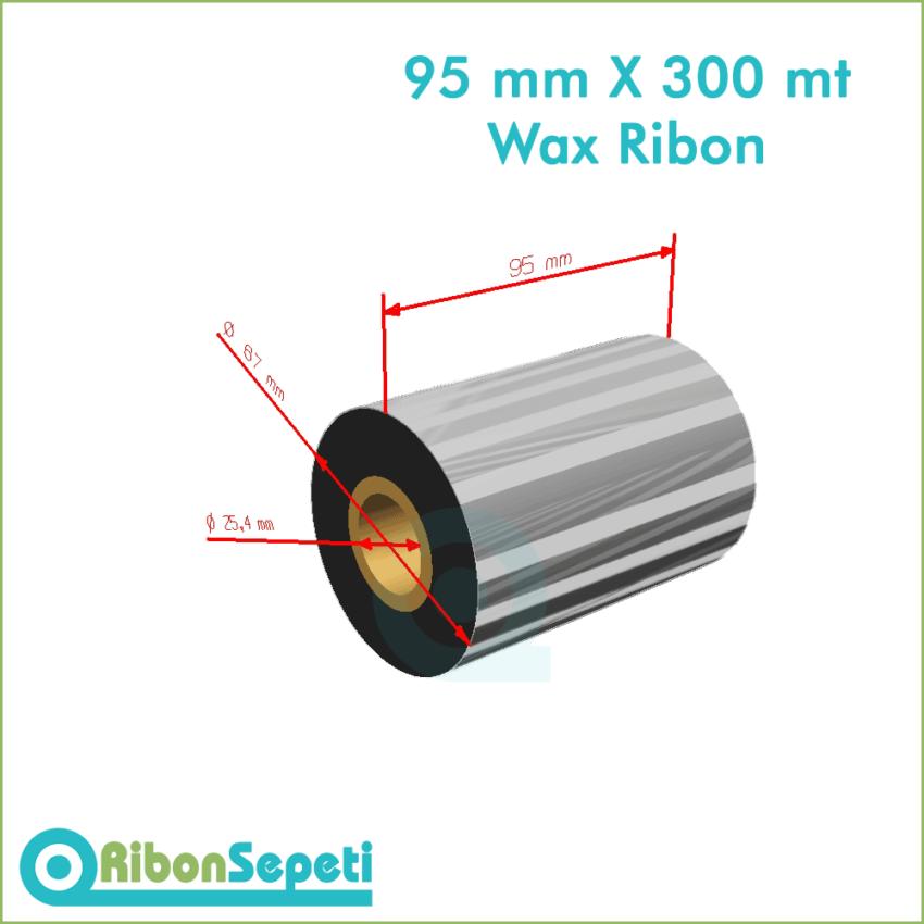 95 mm X 300 mt Wax Ribon Fiyatı (Online Satın Al)