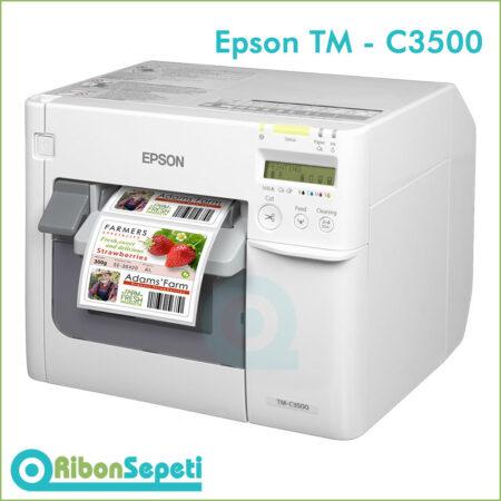 Epson Tm-C3500 Renkli Etiket Yazıcı Fiyat