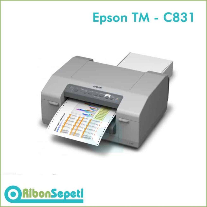 Epson ColorWorks TM C831 Fiyatı