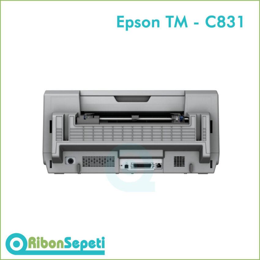 Epson TM-C831 Renkli Barkod Yazıcı