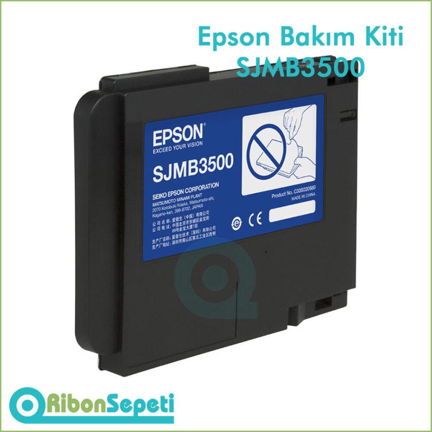 Epson Colorworks TM C3500 Bakım Kiti SJMB3500