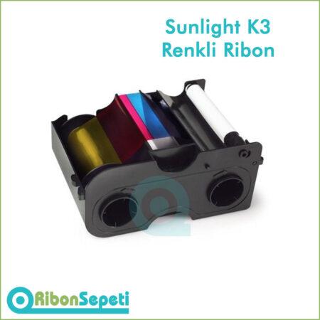 Sunlight K3 Renkli Ribon
