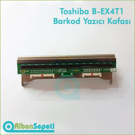 Toshiba B-EX4T1 Barkod Yazıcı Kafası (203 Dpi)