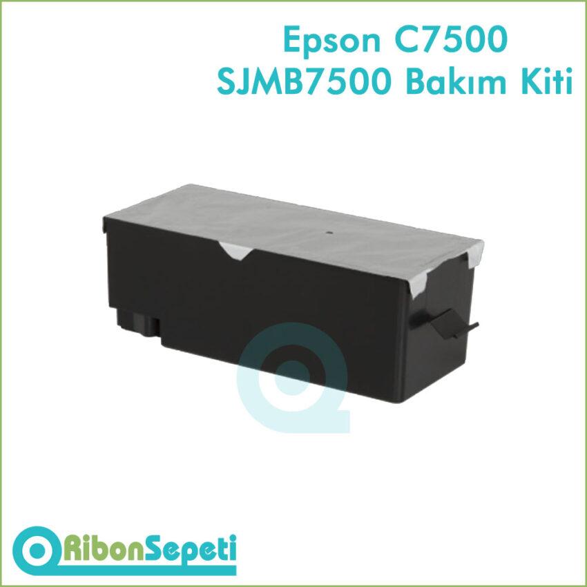Epson Colorworks TM-C7500 Bakım Kiti Fiyatı (SJMB7500)