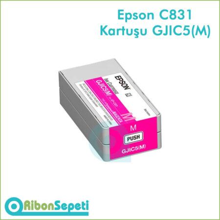 GJIC5(M) - Epson C831 Kartuşu GJIC5 Magenta - Fiyat