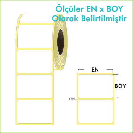 ENxBOY Barkod Etiketi