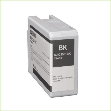 Epson Colorworks Cw C6000 & Cw C6500 SJIC36P-BK Black Kartuş Fiyatı