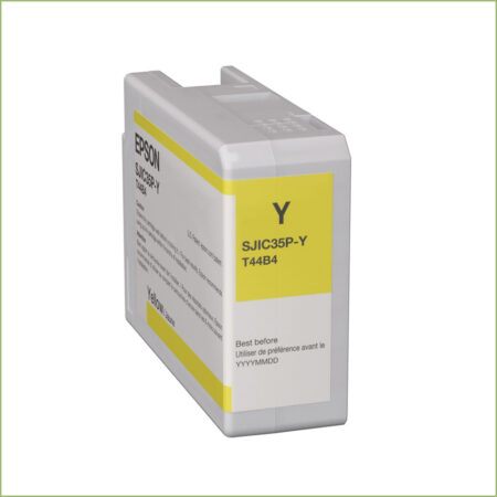 Epson Colorworks Cw C6000 & Cw C6500 SJIC36P-Y Yellow Kartuş Fiyatı
