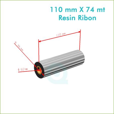 110 mm X 74 mt Resin Ribon Fiyatı (Online Satın Al)
